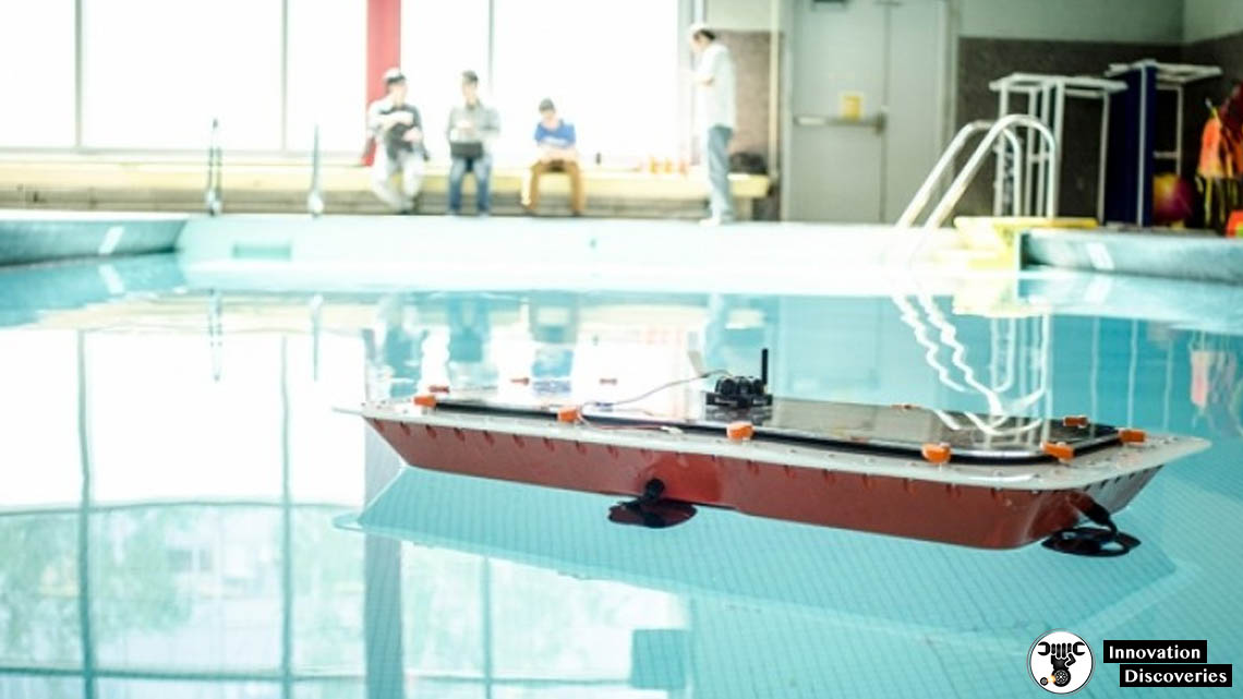 Autonomous 3D-Printed Boats To Reduce The Traffic In Water-way Cities | Innovation Discoveries