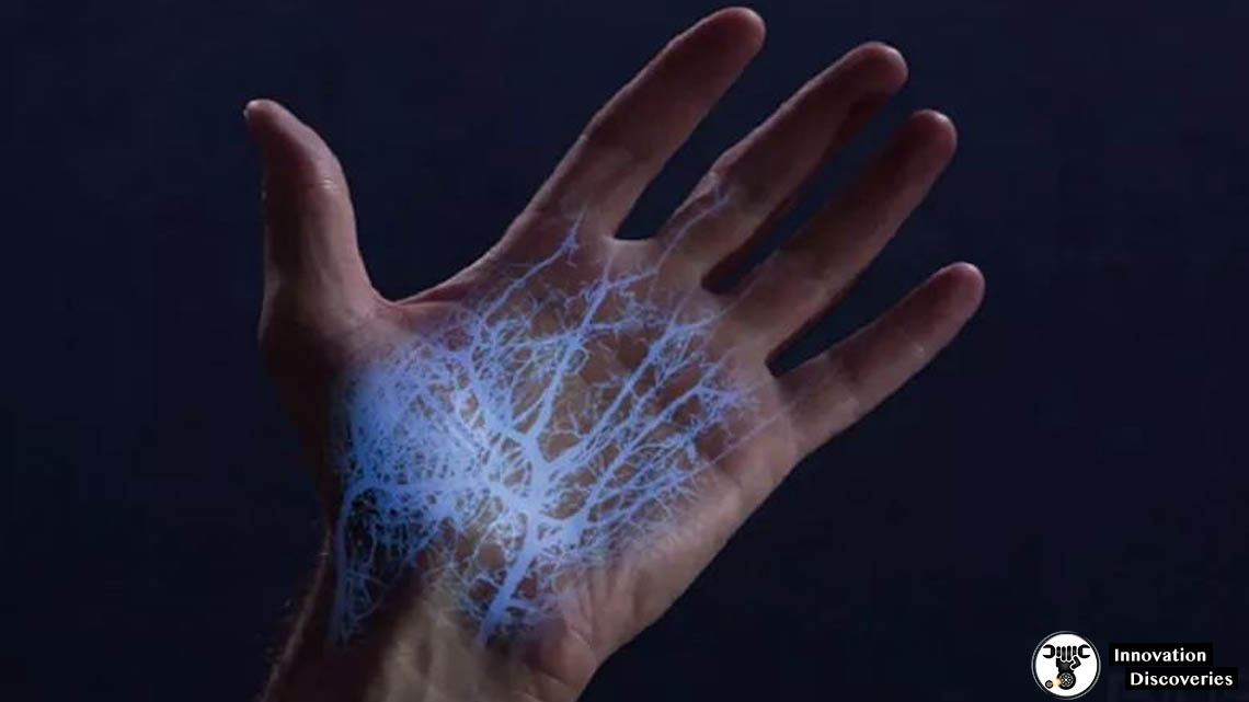 AirWave Technology Uses Veins In The Human Hand For Recognition | Innovation Discoveries