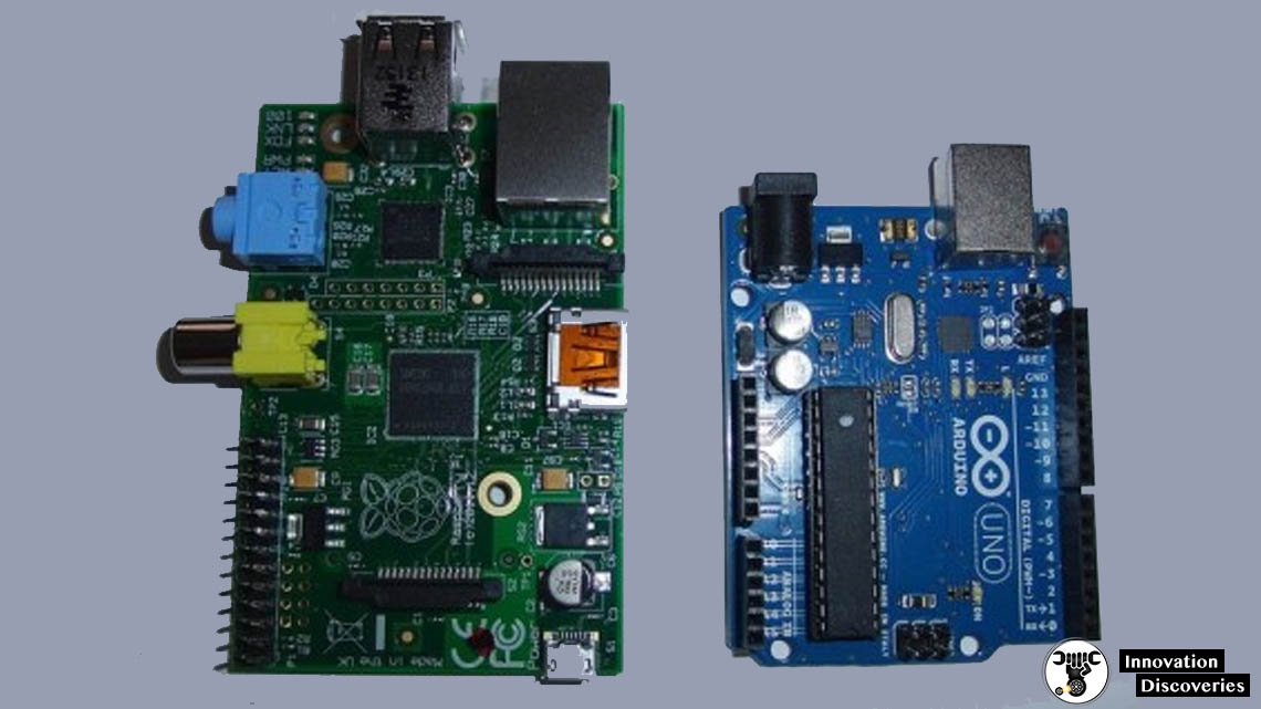 Raspberry Pi Or Arduino? Here's Which Board Is Best For Your Project | Innovation Discoveries