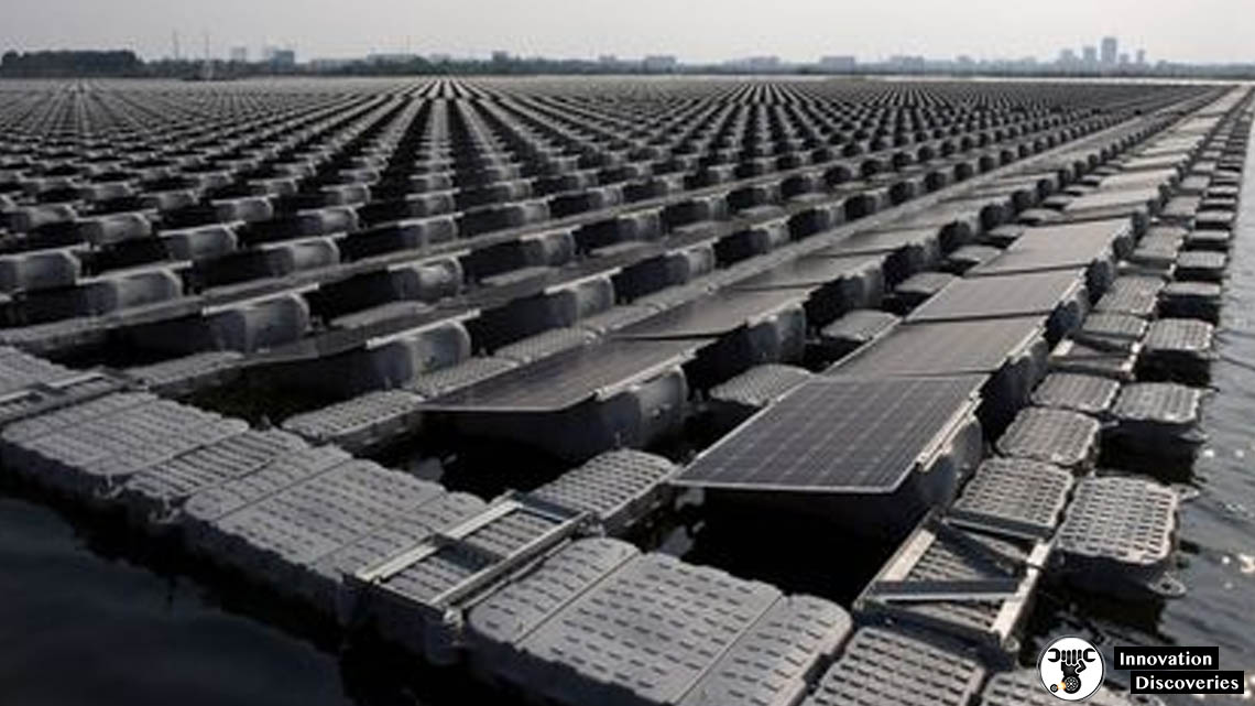 Netherlands Will Build A Solar Farm That Will Float On The Ocean | Innovation Discoveries
