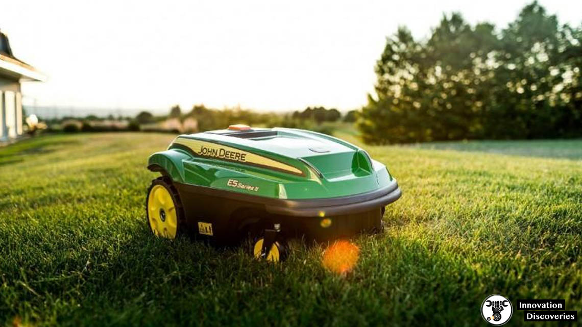 Don't Break A Sweat Cutting The Lawn, Let These Robotic Lawn Mowers Handle It | Innovation Discoveries