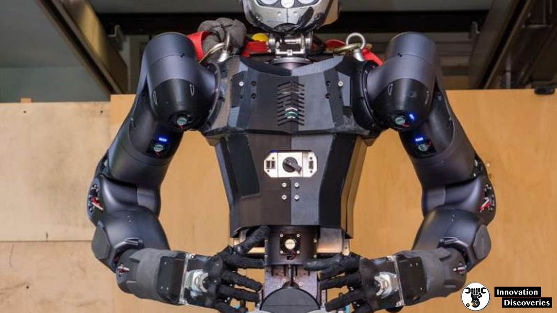 WALK-MAN Is A Humanoid Robot That Can Help During A Disaster | Innovation Discoveries