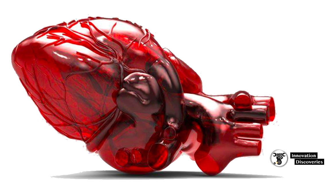 Scientists 3D Print World's First Fully Functional Human Heart | Innovation Discoveries