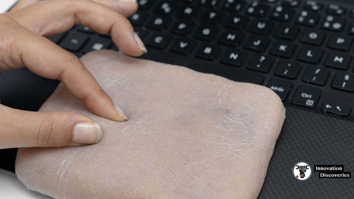 This Phone Case Has Been Made Out Of Artificial Human Skin