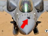 Aviation Geeks Are Puzzled About The Purpose Of This Ball On The Nose Of UAE's Block 60 F-16s. Here's Its Purpose