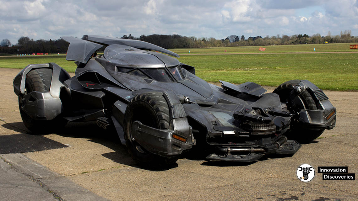 Now You Can Get Your Own Batmobile For Only $850,000 | Innovation Discoveries