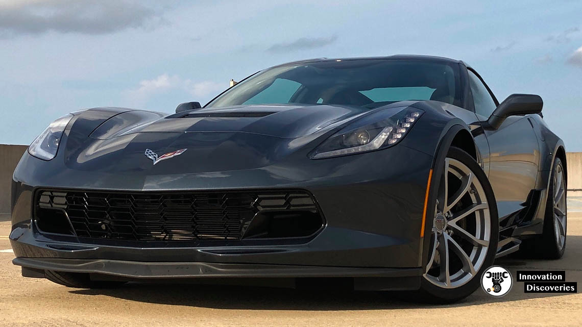 Perfect Balance: 2019 Chevrolet Corvette Grand Sport Test Drive | Innovation Discoveries