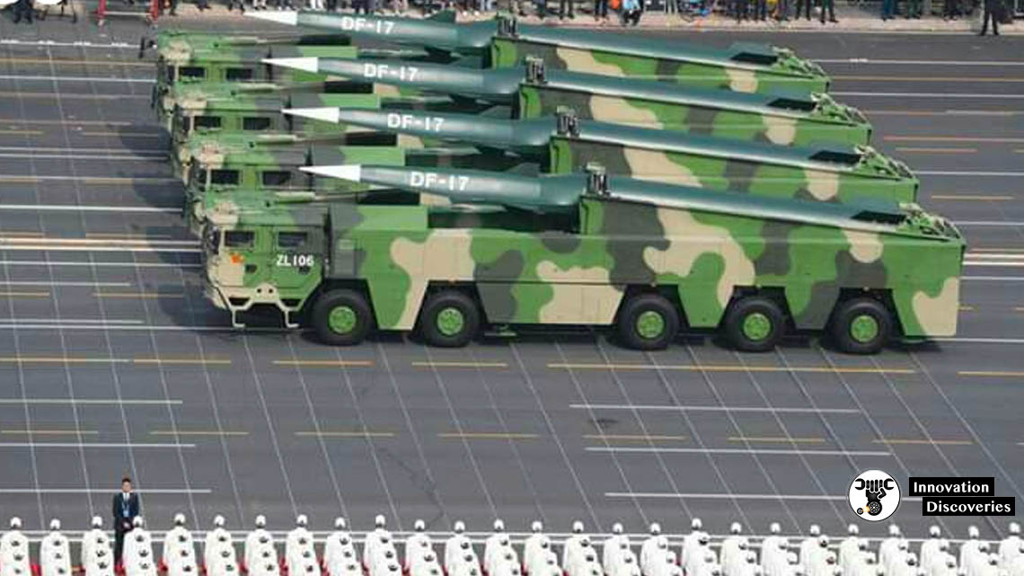 China Shows Off The New DF-17 Nuclear Missile On Its 70th Anniversary | Innovation Discoveries