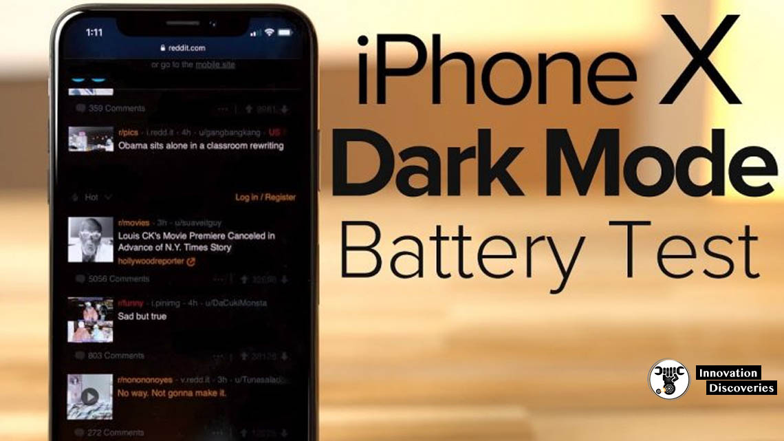 Does Dark Mode Make Your Phone Battery Last Longer? This Experiment Finds Out