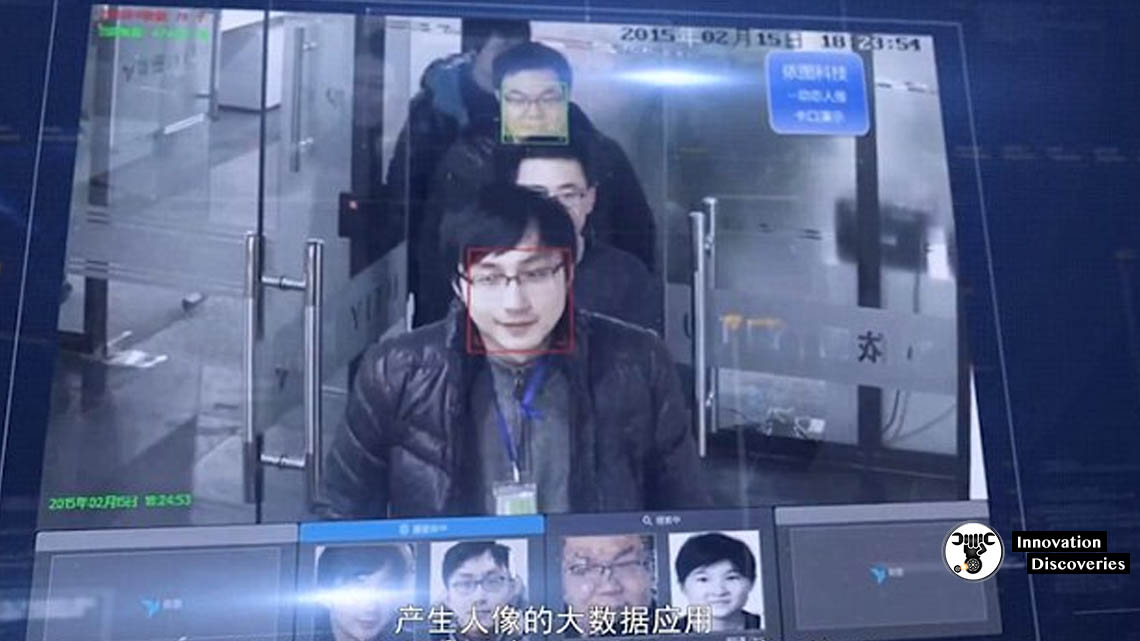 Dragonfly Eye – New Chinese AI-Based Facial Recognition Software Stops Crime | Innovation Discoveries