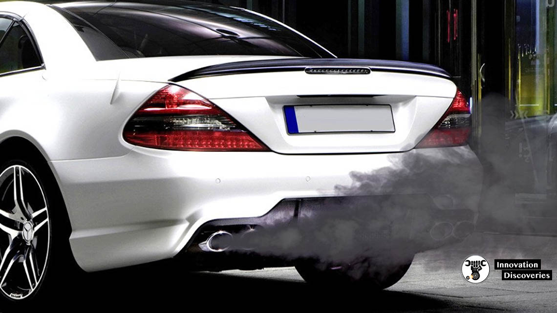 EXHAUST SMOKE: TYPES (BLACK, WHITE, AND BLUE) AND CAUSES
