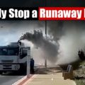 Here's How You Quickly Stop a Runaway Diesel