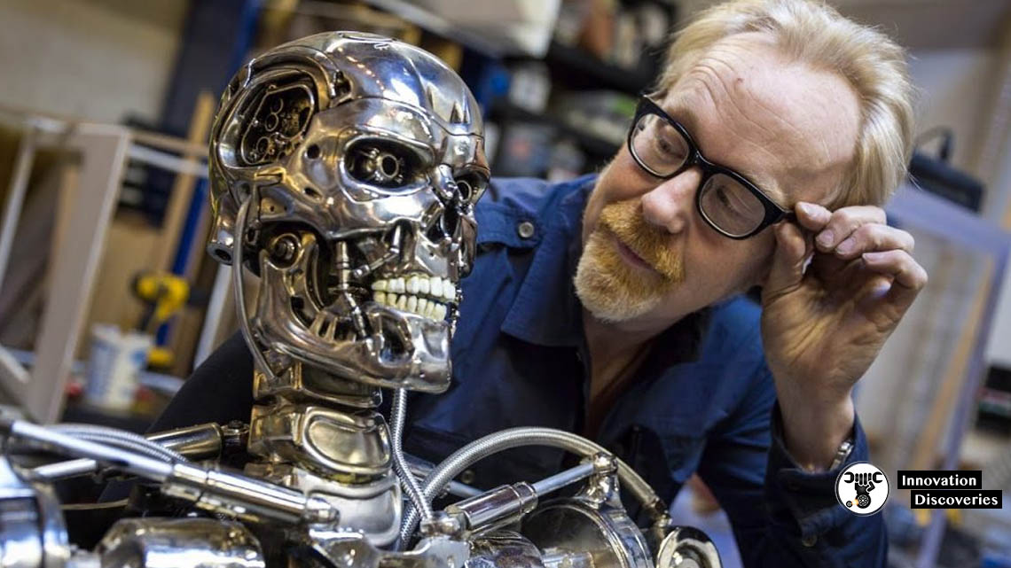 Guy Spends 4 Year To Build This Metallic T-800 Terminator Endoskeleton | Innovation Discoveries