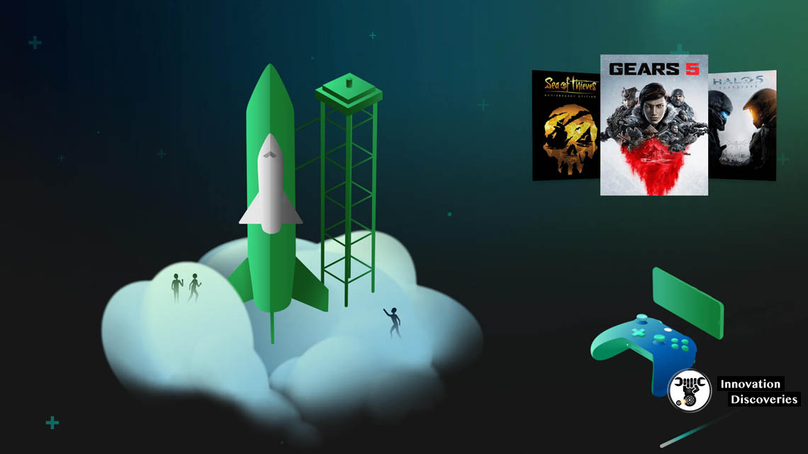 Microsoft's xCloud game streaming preview goes live with free access to four games | Innovation Discoveries