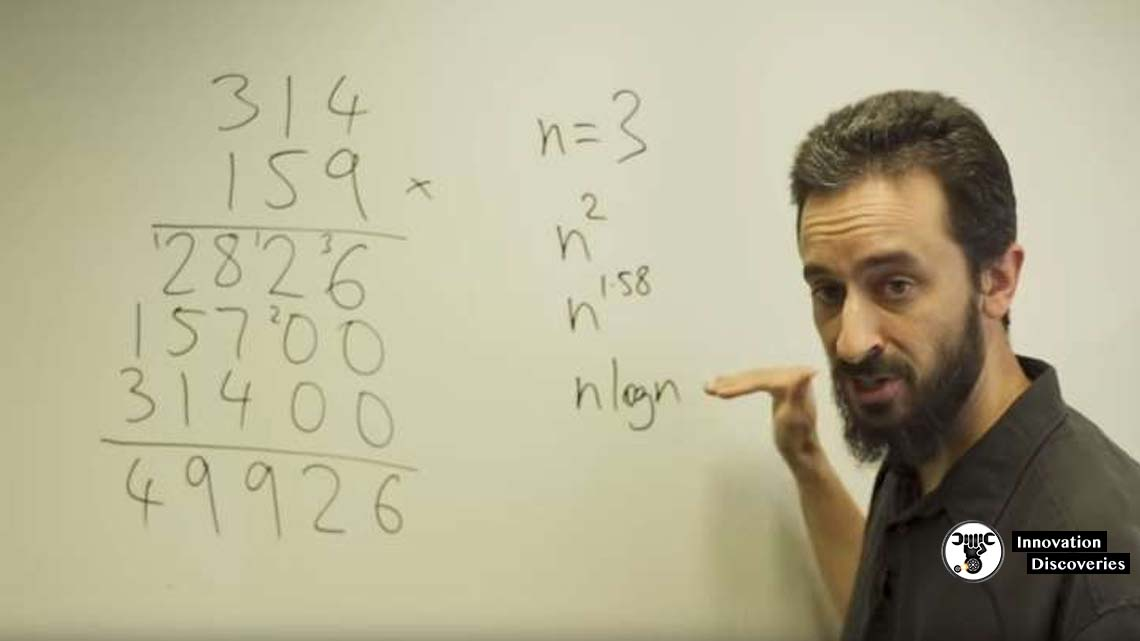 This Professor Has Found A Quicker Way Of Multiplying Huge Numbers