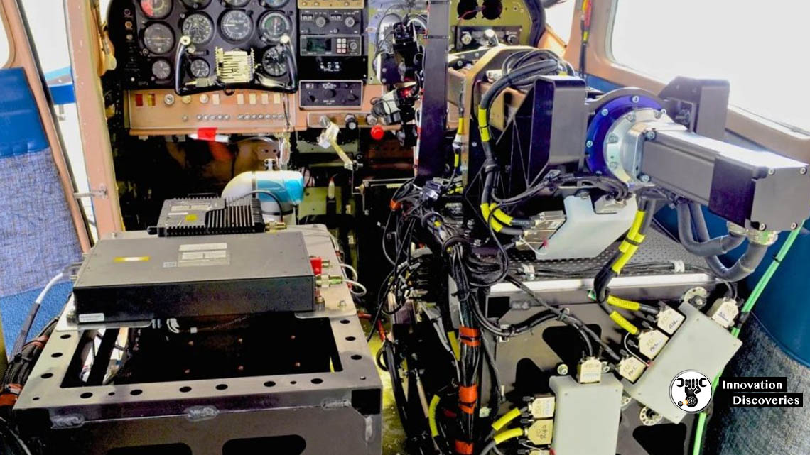 US Air Force's ROBOpilot Can Fly An Aircraft On Its Own