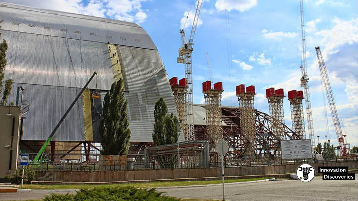 Radioactive Chernobyl Reactor Control Room Is Open For Tourists Now | Innovation Discoveries