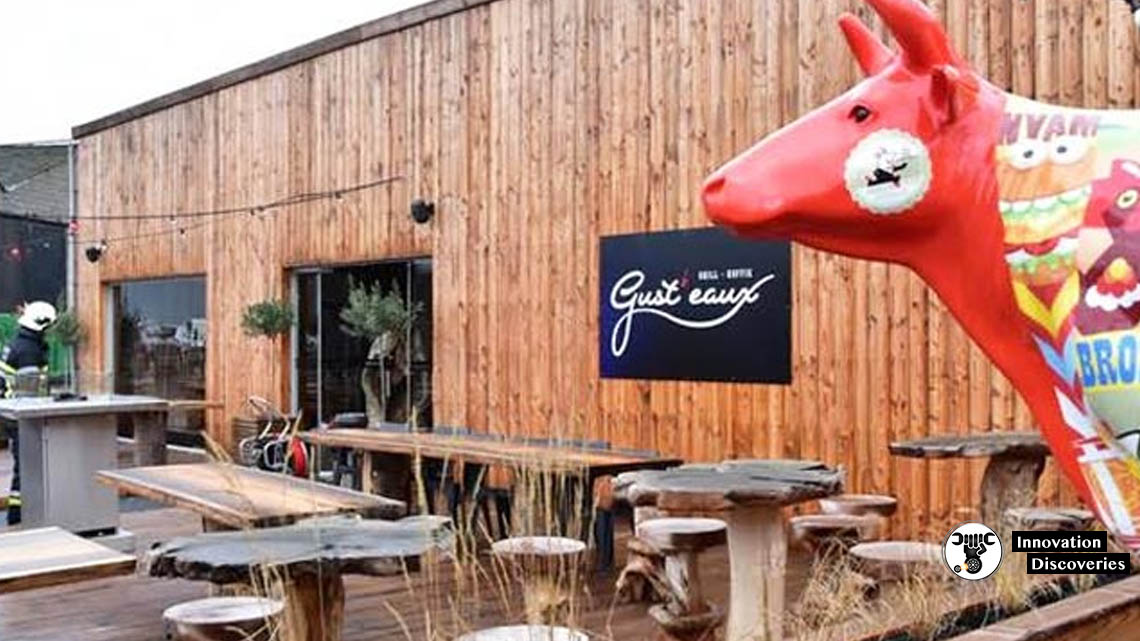 This Restaurant In Belgium Serves Recycled Water From Its Toilets | Innovation Discoveries