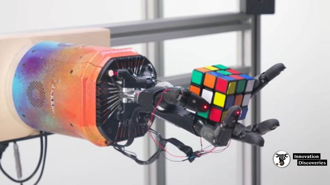 Robot hand solves Rubik's cube, but not the grand challenge | Innovation Discoveries
