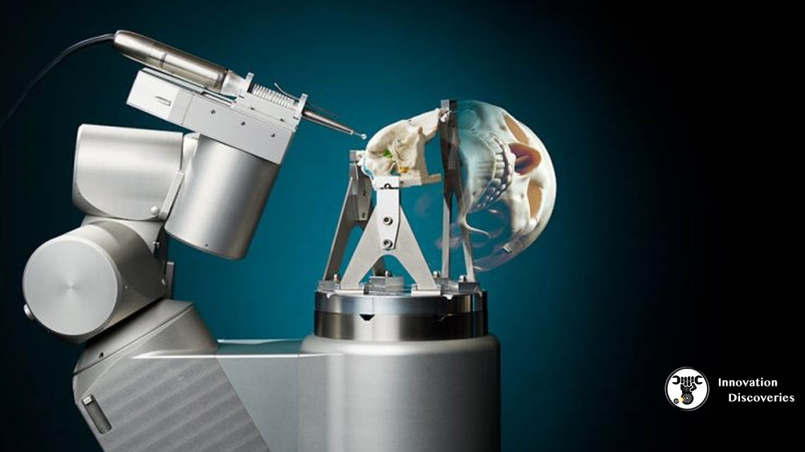 This Automated Skull Drilling Robot Will Make Cranial Surgery Safer And Easier | nnovation Discoveries