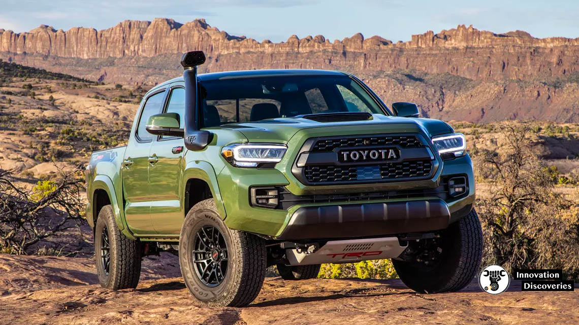 2020 Toyota Tacoma First Drive