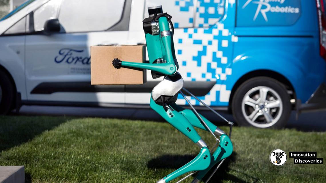 This Walking Robot Will Soon Be Making Your Mail Deliveries