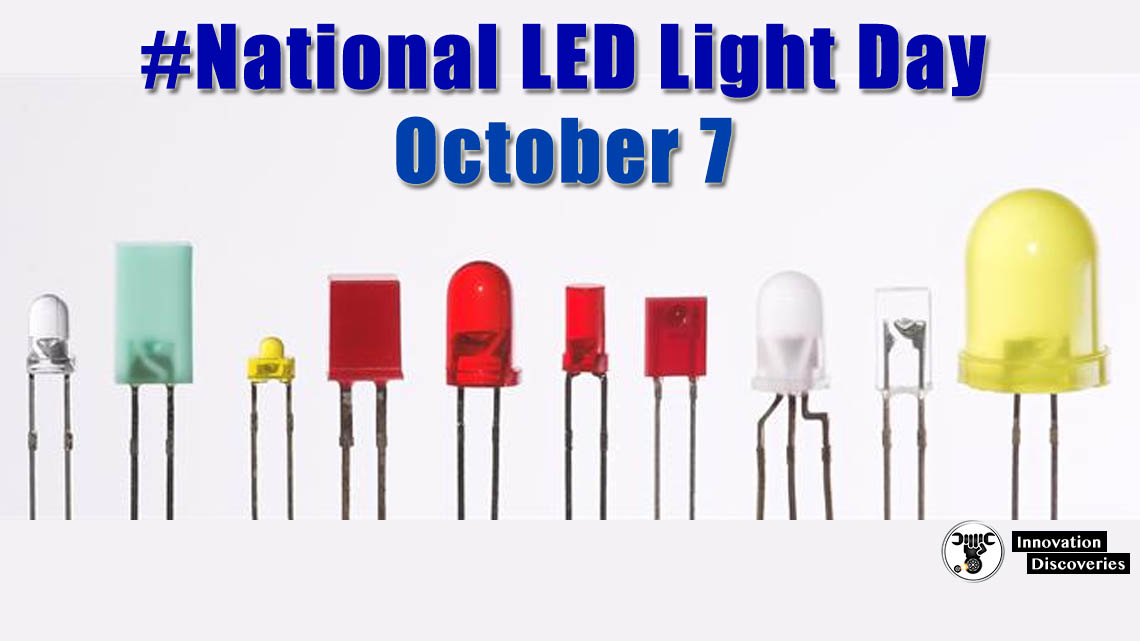 National LED Light Day honors lighting pioneers   Innovation Discoveries