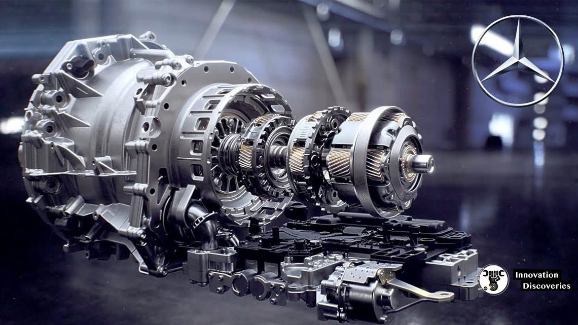 9-Speed Automatic Transmission | Mercedes-Benz 9G-TRONIC