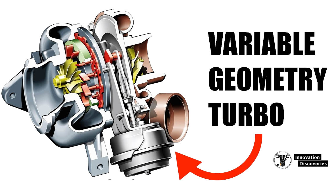 The variable geometry turbocharger