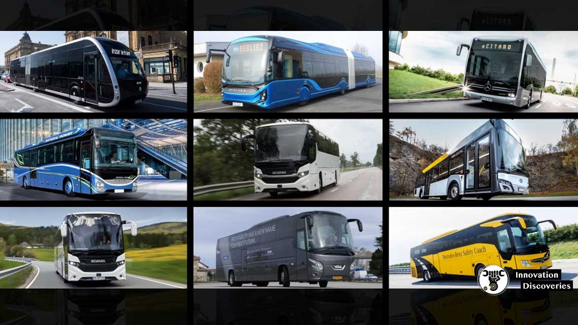 2020 Sustainable Bus Award Goes To Natural Gas Powered Iveco Bus