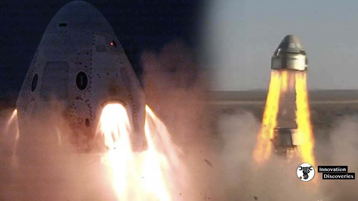SpaceX Has Successfully Pulled Off Crew Dragon Engine Tests