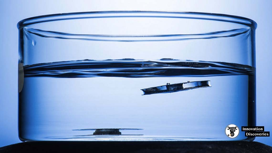 Researchers Have Managed To Create An Unsinkable Metal