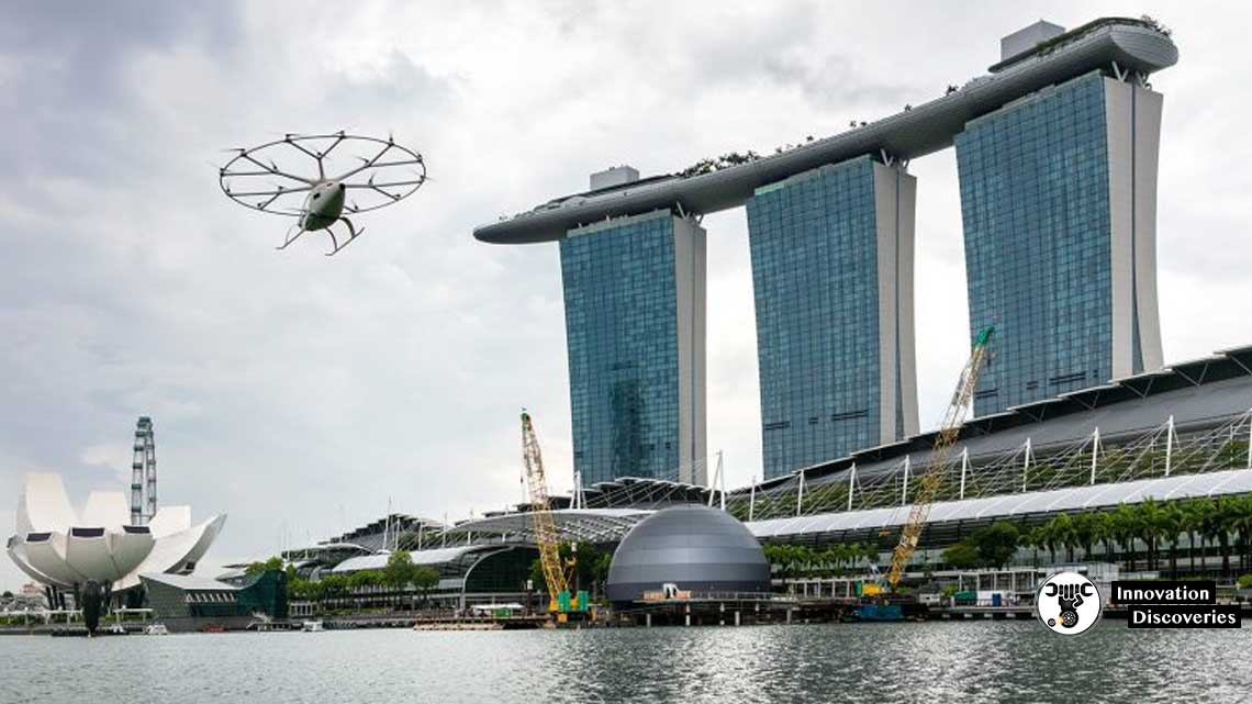 Volocopter's New VoloDrone Is A Massive Cargo Drone That Can Carry 200 Kgs