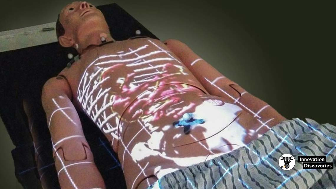 Augmented Reality Will Now Let Doctors Peak Under Patient's Skin