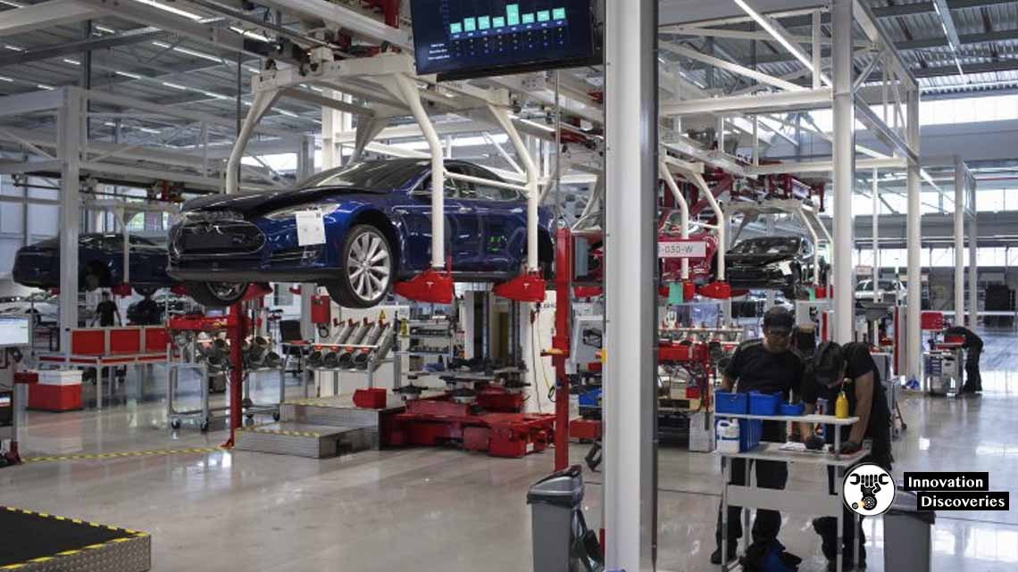 4 Major Technological Innovations That Are Reshaping The Automotive Industry