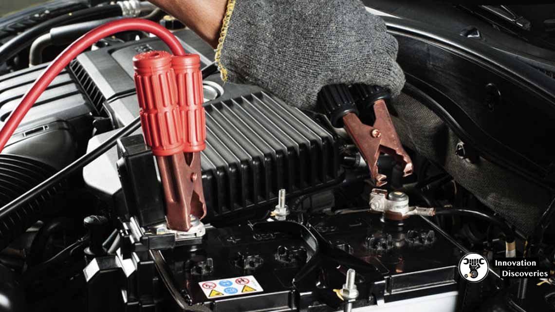 The Procedure Of Jumpstarting A Car With A Bad Alternator
