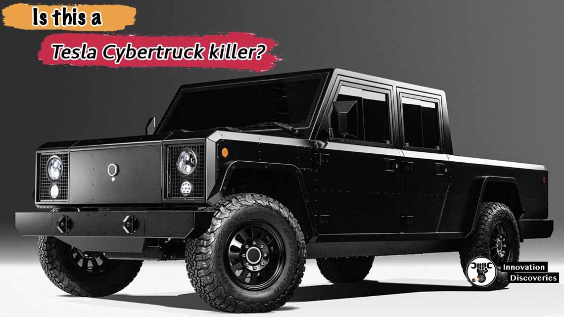 Is this a Tesla Cybertruck killer? The crazy new £100K Bollinger EV Pickup