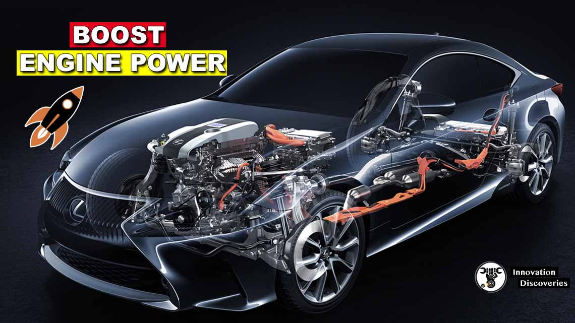 5 Effective Methods To Boost Engine Power