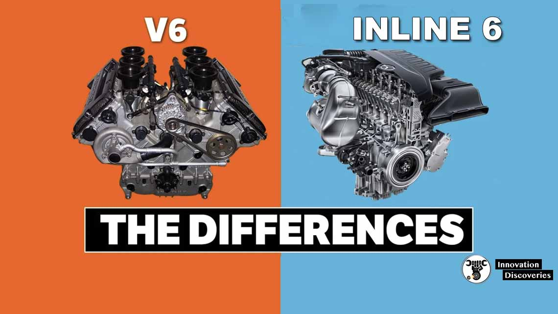 Inline 6 Vs V6 Engines – Know The Pros And Cons Here