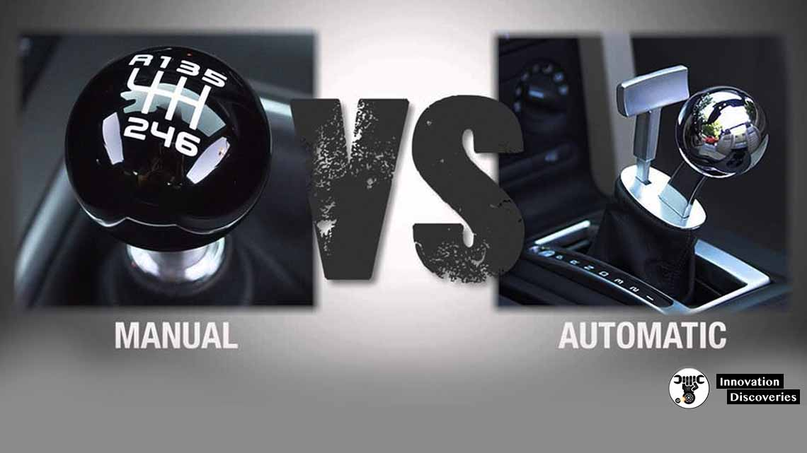 Manual Or Automatic Gearbox: Which Is The Best?