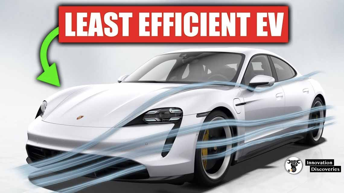 Why The Porsche Taycan's Disappointing Efficiency Matters