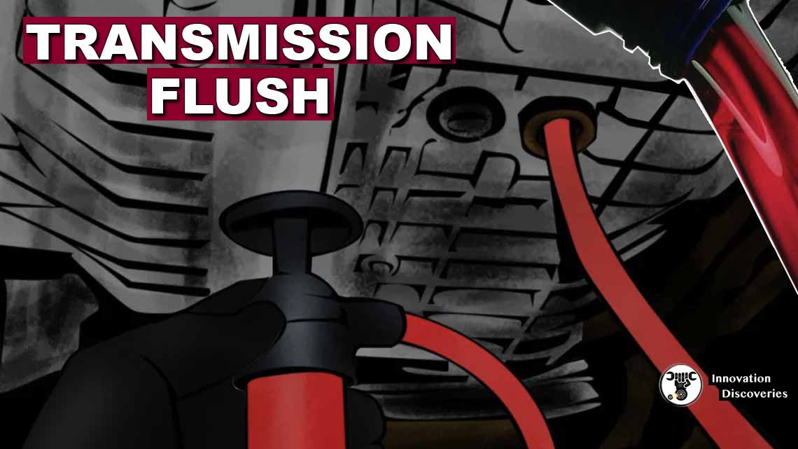 How To Find When Your Car Needs A Transmission Flush