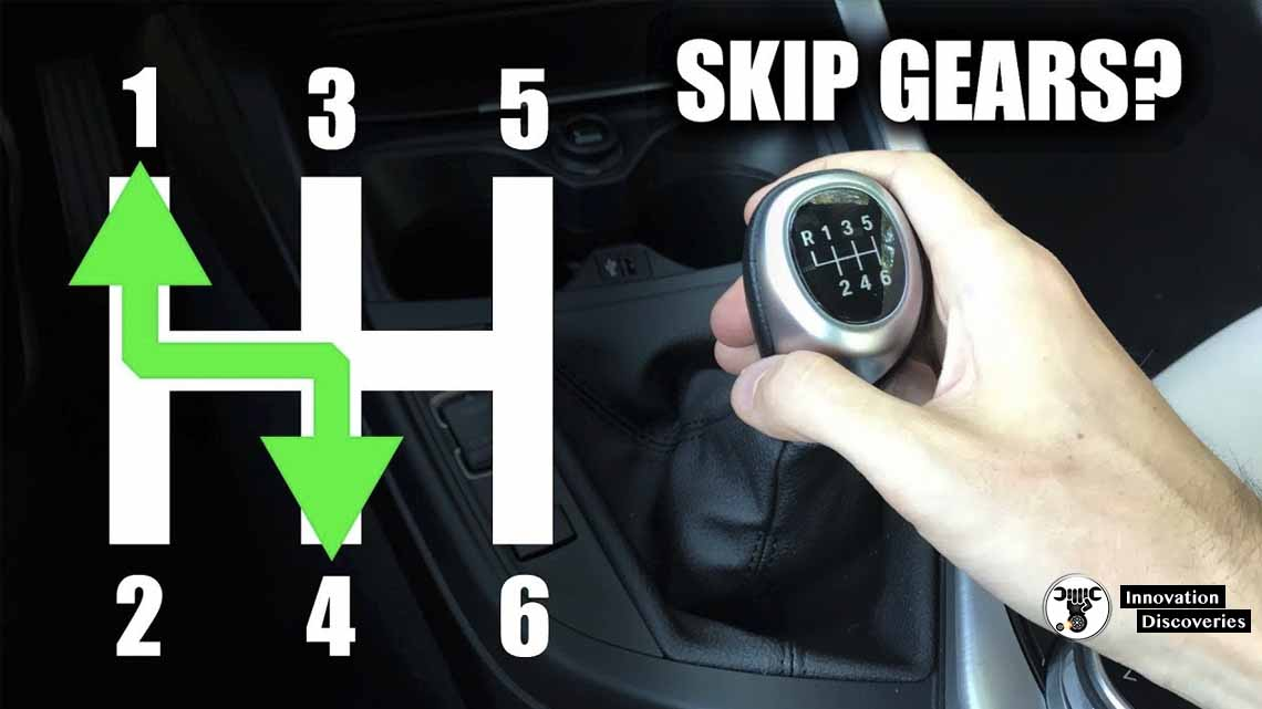What Happens When You Skip Gear In A Manual Transmission?