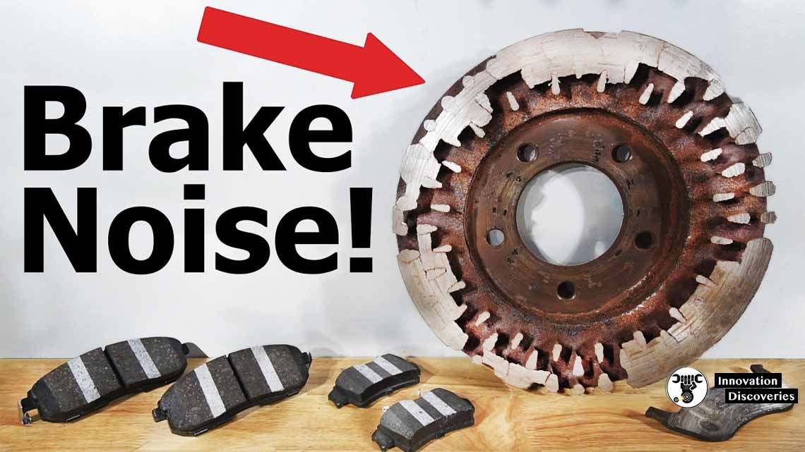 8 Reasons Your Car Is Making Grinding Noise When Braking