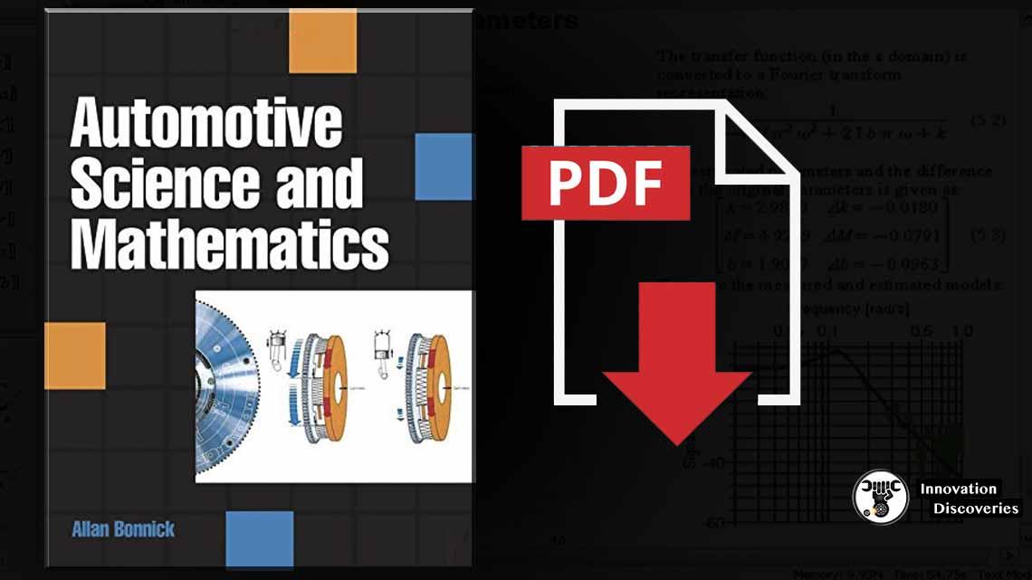 Automotive Science and Mathematics – PDF