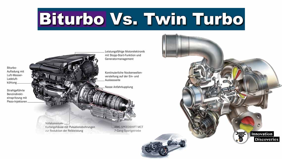 Know The Difference In Biturbo Vs. Twin Turbo Here