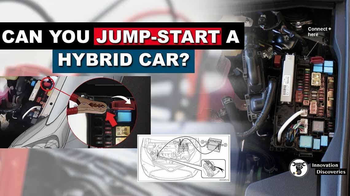 Can You Jump-start a Hybrid Car?