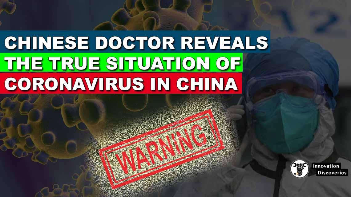 Chinese doctor reveals the true situation of coronavirus in china