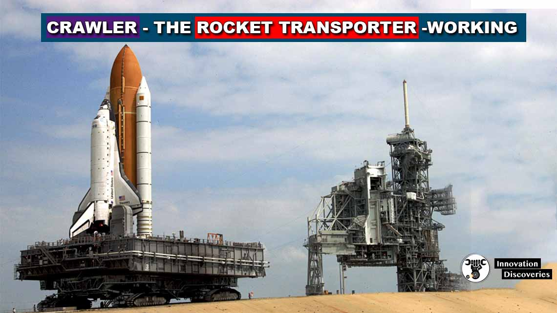 What Is Crawler – The Rocket Transporter? How Does It Work?