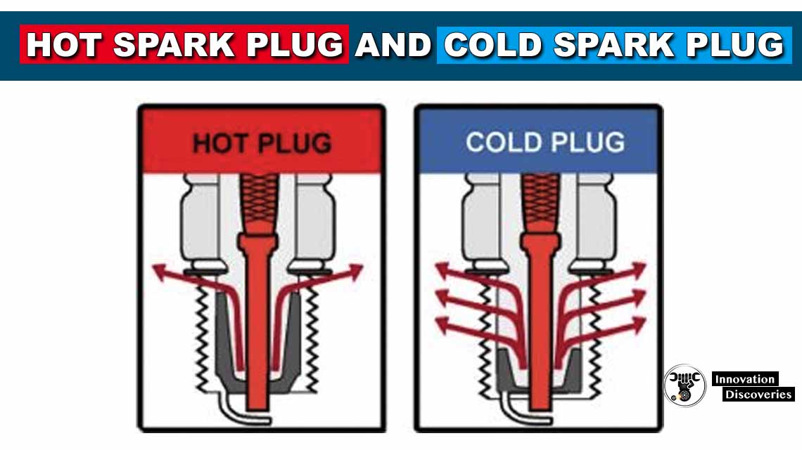Difference Between Hot Spark Plug And Cold Spark Plug Explained